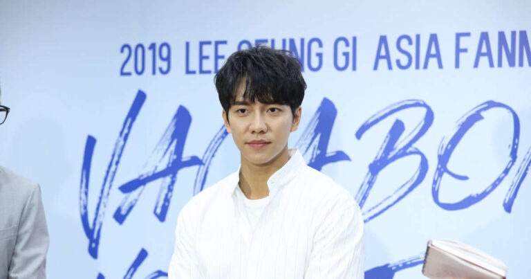 Korean Drama Actors Lee Seung-gi And Lee Da-in Confirmed To Be Dating