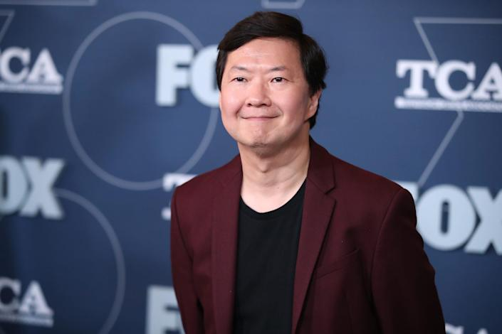 """Actor Ken Jeong will host the TV special """"See Us Unite for Change –The Asian American Foundation in service of the AAPI Community."""""""